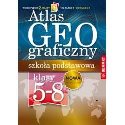 atlas geograficzny - szkoła...