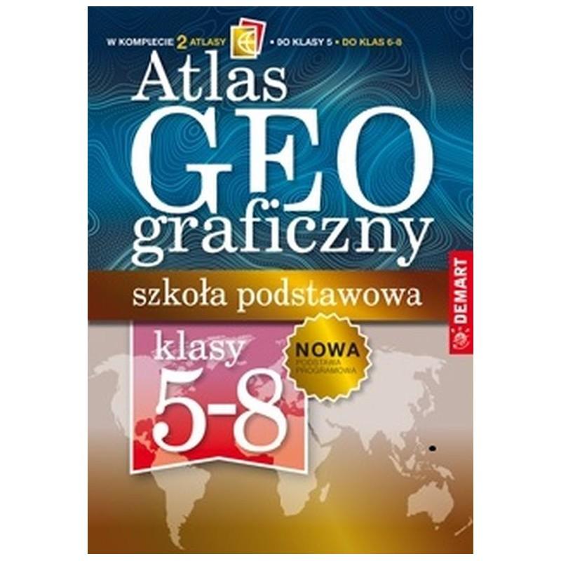 Atlas geograficzny szkoła...