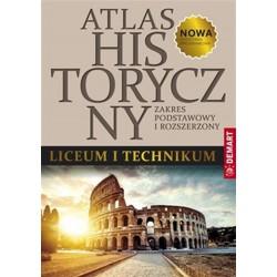 Atlas historyczny - liceum...