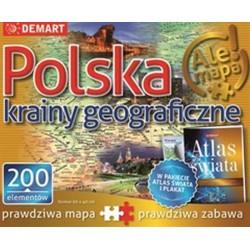 Puzzle edukacyjne Polska –...