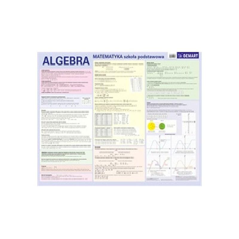 algebra - podkładka...