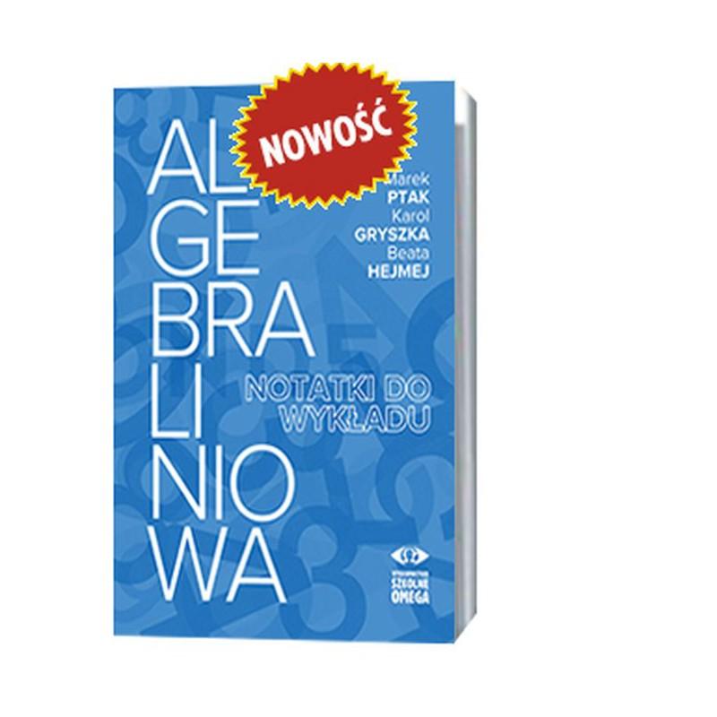 Algebra liniowa-notatki do...