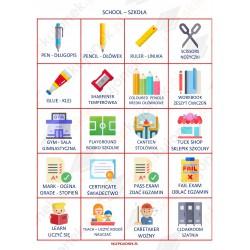 karta edukacyjna - szkoła -...