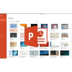 Kurs PowerPoint 2013 od...
