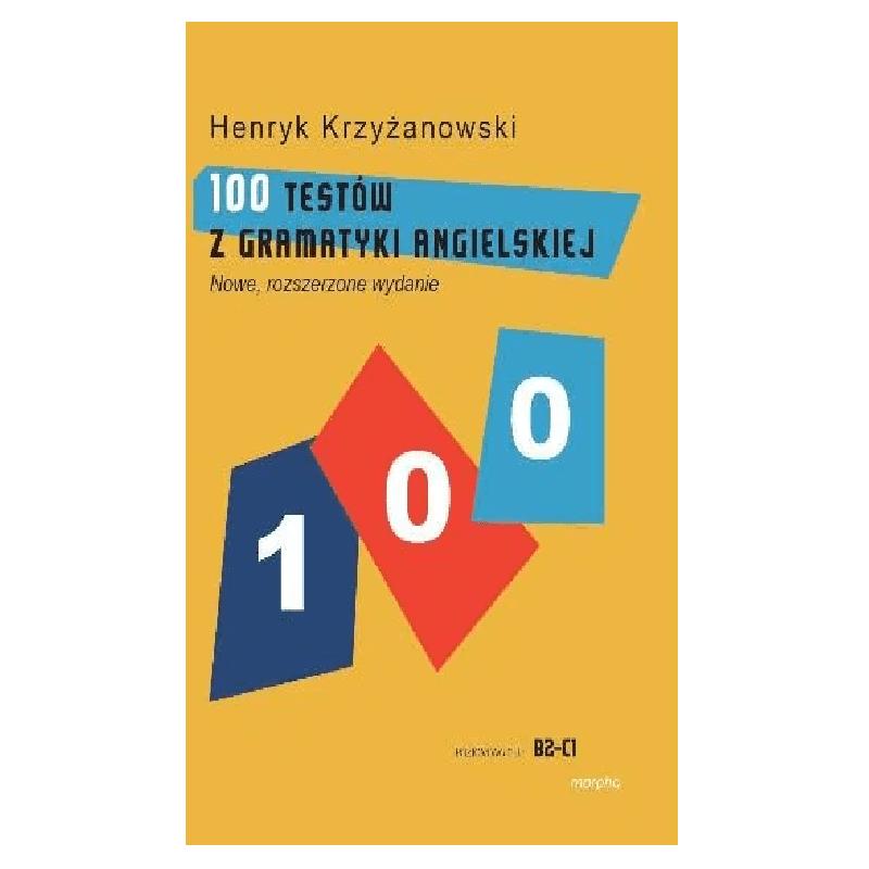 100 testów z gramatyki...